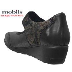 le pecq, Bathilda, Noir chez www.mephisto-chaussures.fr (71148)
