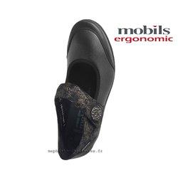 le pecq, Bathilda, Noir chez www.mephisto-chaussures.fr (71149)