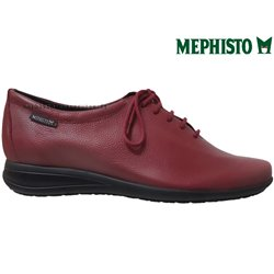 le pecq, Nency, Rouge cuir chez www.mephisto-chaussures.fr (71286)