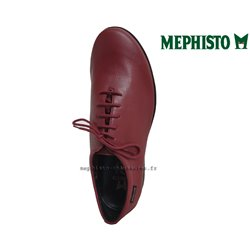 le pecq, Nency, Rouge cuir chez www.mephisto-chaussures.fr (71289)