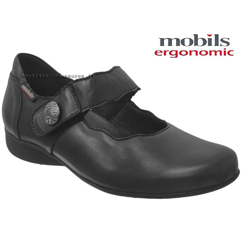 le pecq, Flora, Noir cuir chez www.mephisto-chaussures.fr (71295)