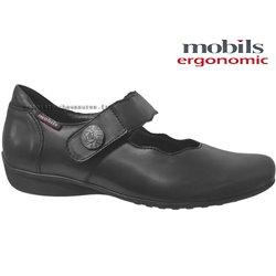 le pecq, Flora, Noir cuir chez www.mephisto-chaussures.fr (71296)