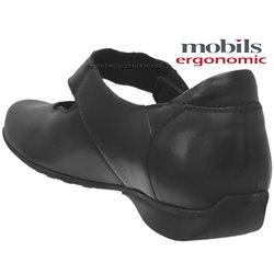 le pecq, Flora, Noir cuir chez www.mephisto-chaussures.fr (71298)