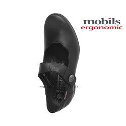 le pecq, Flora, Noir cuir chez www.mephisto-chaussures.fr (71299)