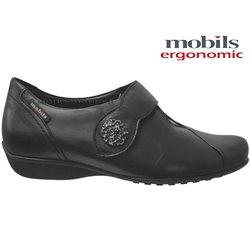 le pecq, Faustine, Noir cuir lisse chez www.mephisto-chaussures.fr (71301)