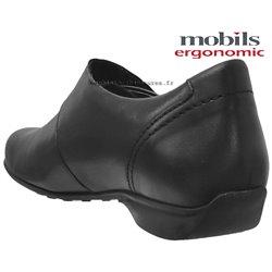 le pecq, Faustine, Noir cuir lisse chez www.mephisto-chaussures.fr (71303)