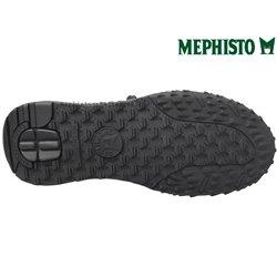 le pecq, Fabiano, Noir gris chez www.mephisto-chaussures.fr (71407)
