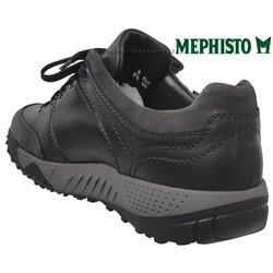 le pecq, Fabiano, Noir gris chez www.mephisto-chaussures.fr (71408)