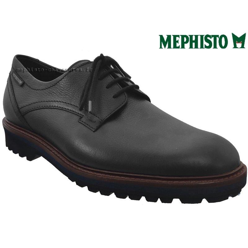 le pecq, Batiste, Noir cuir chez www.mephisto-chaussures.fr (71410)