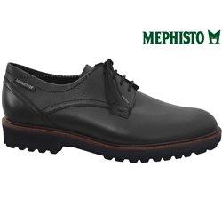 le pecq, Batiste, Noir cuir chez www.mephisto-chaussures.fr (71411)