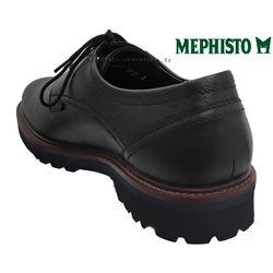 le pecq, Batiste, Noir cuir chez www.mephisto-chaussures.fr (71413)