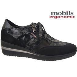 le pecq, Patrizia, Noir chez www.mephisto-chaussures.fr (71416)