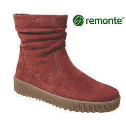 Remonte R7993 Orange bottine