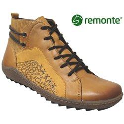 Remonte R1499 Jaune cuir boots