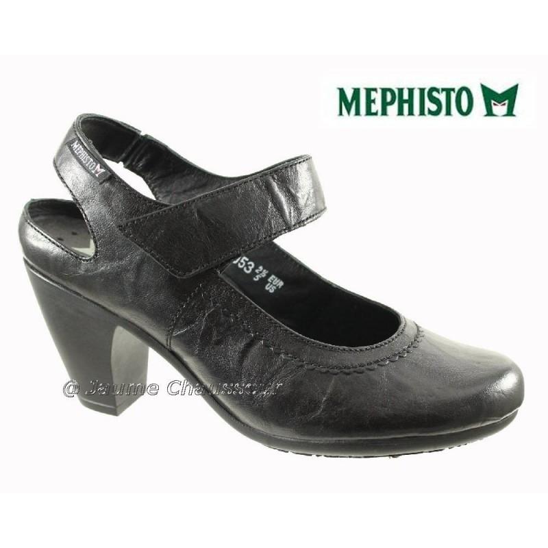 chaussures Femme MEPHISTO DALIANA Noir cuir 718