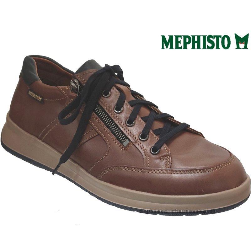 le pecq, Lisandro_w, Marron clair cuir chez www.mephisto-chaussures.fr (72000)