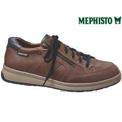 le pecq, Lisandro_w, Marron clair cuir chez www.mephisto-chaussures.fr (72001)