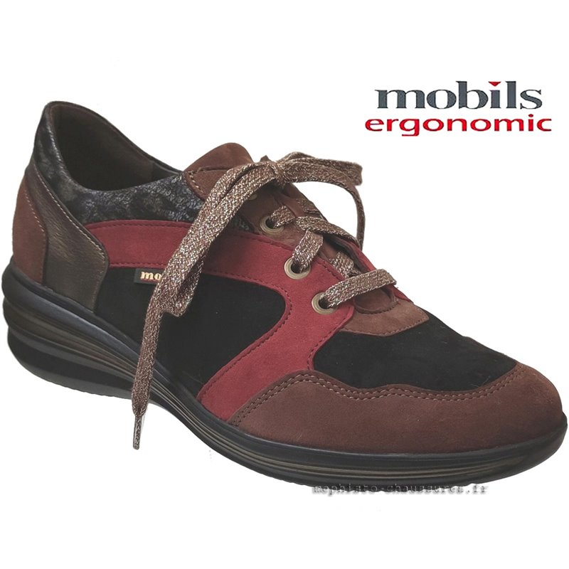 le pecq, Sabryna, Marron/Doré chez www.mephisto-chaussures.fr (72010)