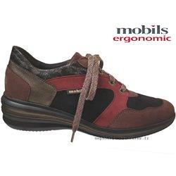 le pecq, Sabryna, Marron/Doré chez www.mephisto-chaussures.fr (72011)