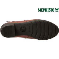le pecq, Idalie, Rouge chez www.mephisto-chaussures.fr (72457)