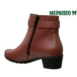 le pecq, Idalie, Rouge chez www.mephisto-chaussures.fr (72458)