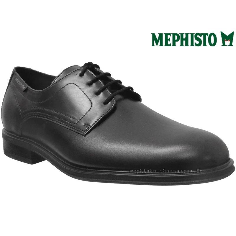 Mephisto Kevin Noir lacets_derbies 72470