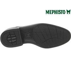 Mephisto Kevin Noir lacets_derbies 72472