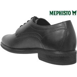Mephisto Kevin Noir lacets_derbies 72473