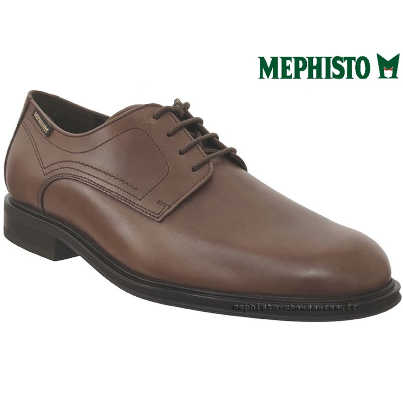 le pecq, Kevin, Marron chez www.mephisto-chaussures.fr (72475)
