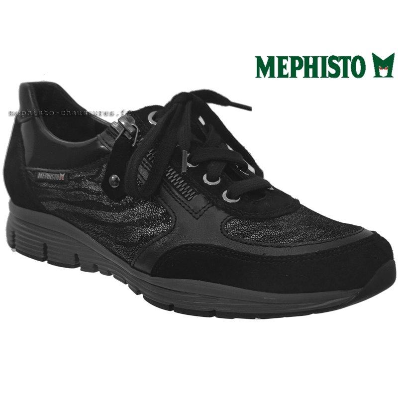 le pecq, Ylona, Noir cuir chez www.mephisto-chaussures.fr (72945)