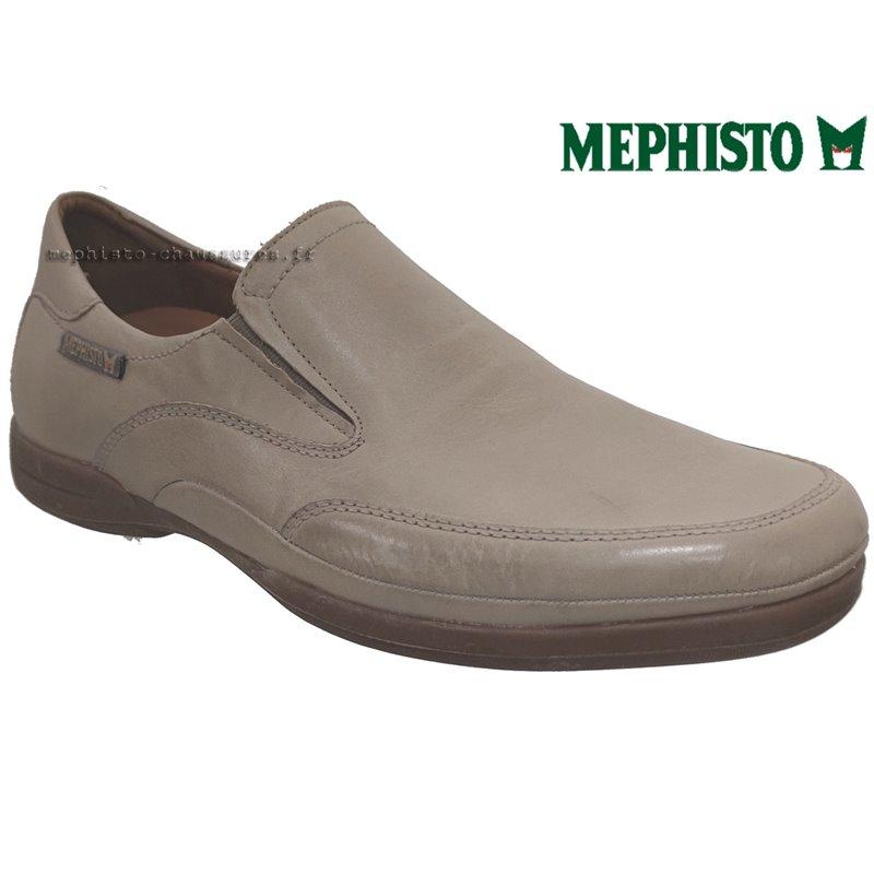 achat mephisto, ROBIN, Beige cuir chez www.mephisto-chaussures.fr (73445)