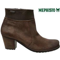 le pecq, DAMIANE, Marron chez www.mephisto-chaussures.fr (73686)