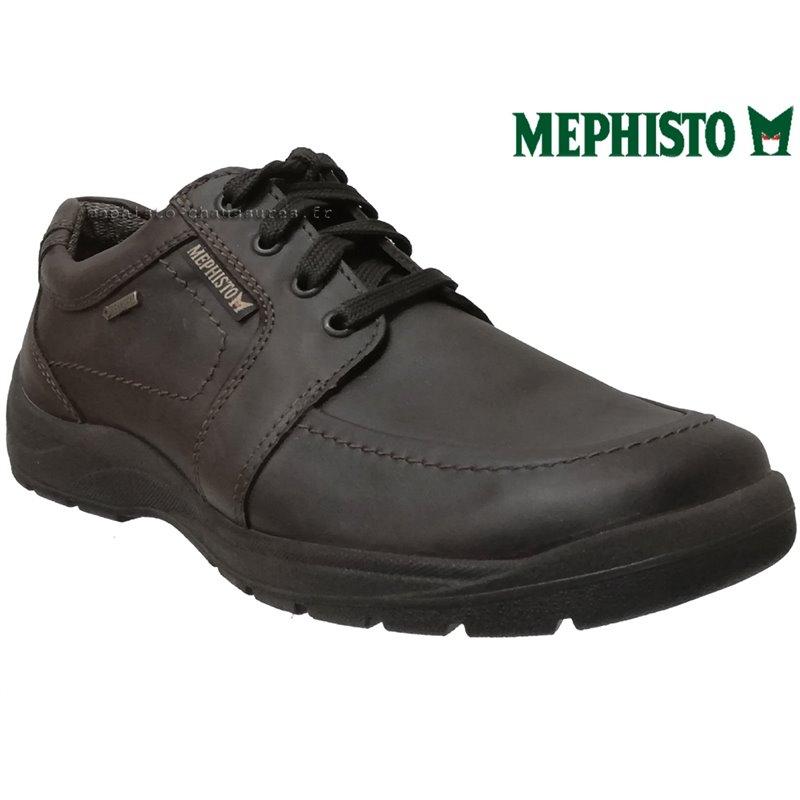 le pecq, BRISTOL_GT, Marron cuir, 46FR - EUR11 chez www.mephisto-chaussures.fr (73690)