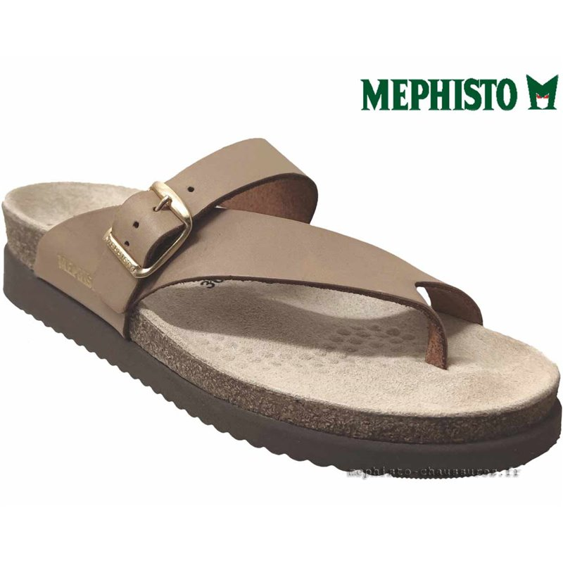 le pecq, HELEN, Camel cuir chez www.mephisto-chaussures.fr (74549)