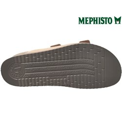 le pecq, HARMONY, Camel cuir chez www.mephisto-chaussures.fr (74556)