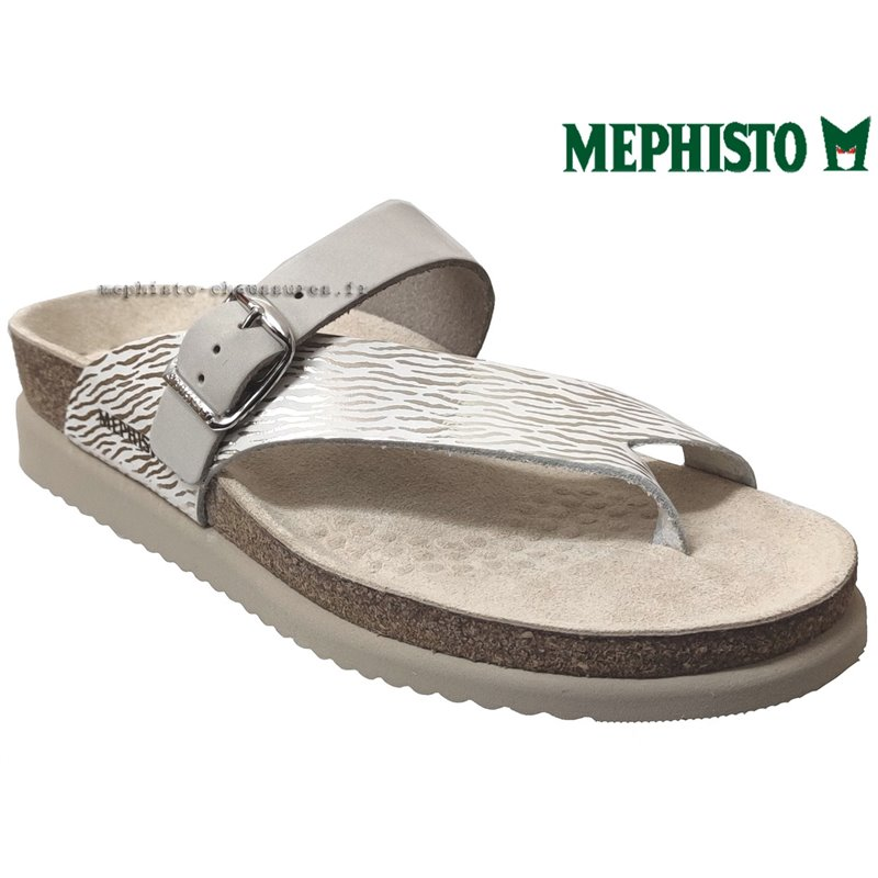 le pecq, Helen_mix, Gris clair chez www.mephisto-chaussures.fr (74564)