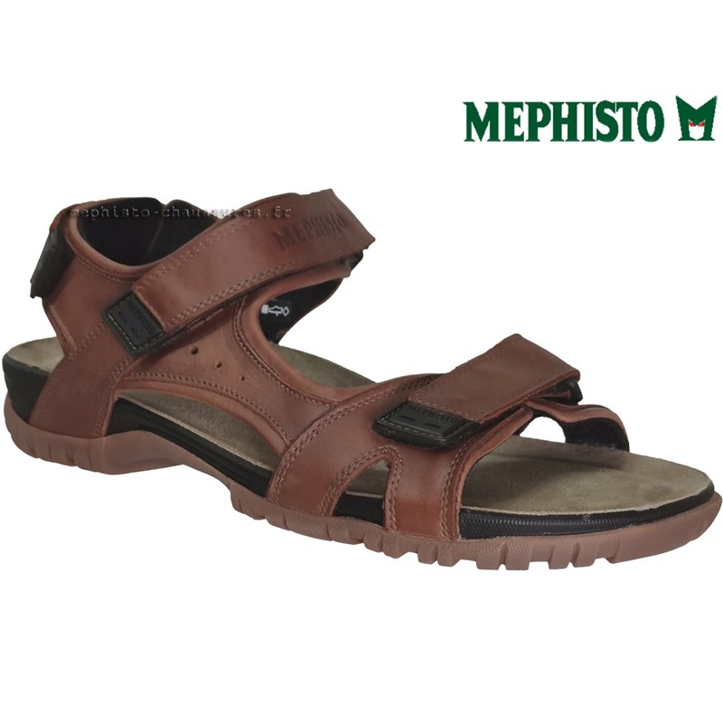 le pecq, , Marron cuir chez www.mephisto-chaussures.fr (74804)