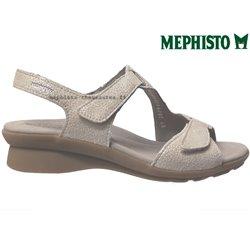 le pecq, PARIS, Beige/Platine chez www.mephisto-chaussures.fr (74890)