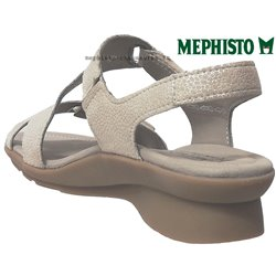 le pecq, PARIS, Beige/Platine chez www.mephisto-chaussures.fr (74892)