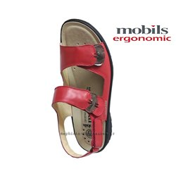le pecq, Getha, Rouge chez www.mephisto-chaussures.fr (74908)