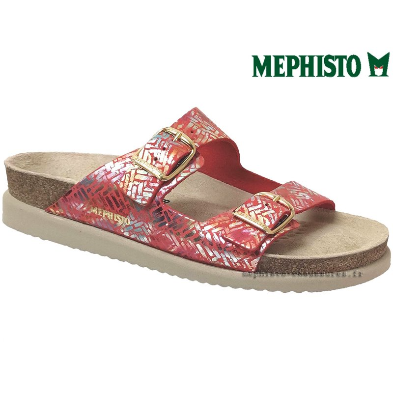 le pecq, HARMONY, Corail chez www.mephisto-chaussures.fr (75114)