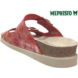 le pecq, HARMONY, Corail chez www.mephisto-chaussures.fr (75117)