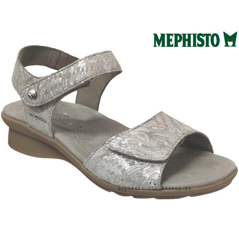 le pecq, Pattie, Gris chez www.mephisto-chaussures.fr (75119)