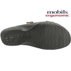 le pecq, Geva, Taupe chez www.mephisto-chaussures.fr (75146)