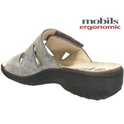 le pecq, Geva, Taupe chez www.mephisto-chaussures.fr (75147)