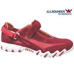 le pecq, Niro_filet, Rouge velours chez www.mephisto-chaussures.fr (75334)