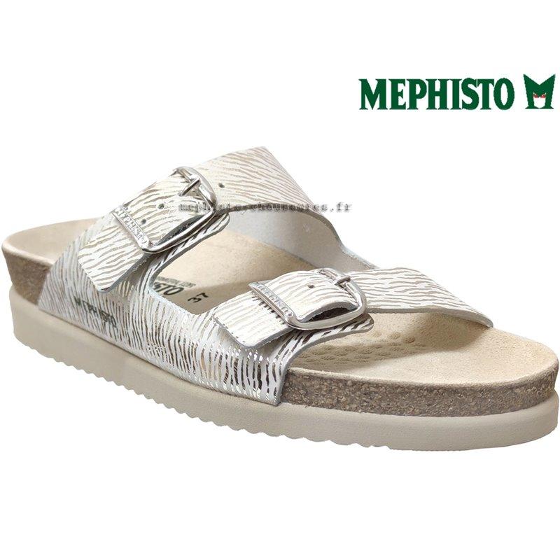 le pecq, HARMONY, Blanc cassé chez www.mephisto-chaussures.fr (75343)