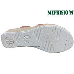 le pecq, Giulia, Rose velours chez www.mephisto-chaussures.fr (77570)