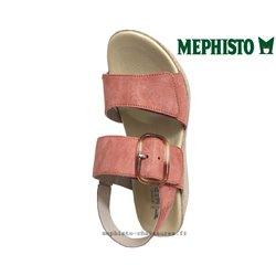 le pecq, Giulia, Rose velours chez www.mephisto-chaussures.fr (77572)