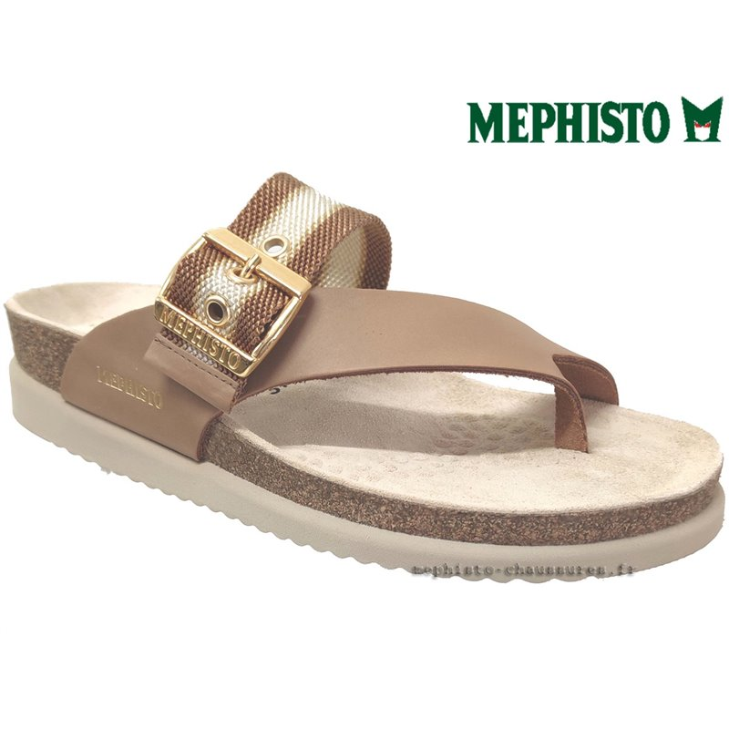 le pecq, Heike, Camel cuir chez www.mephisto-chaussures.fr (77573)